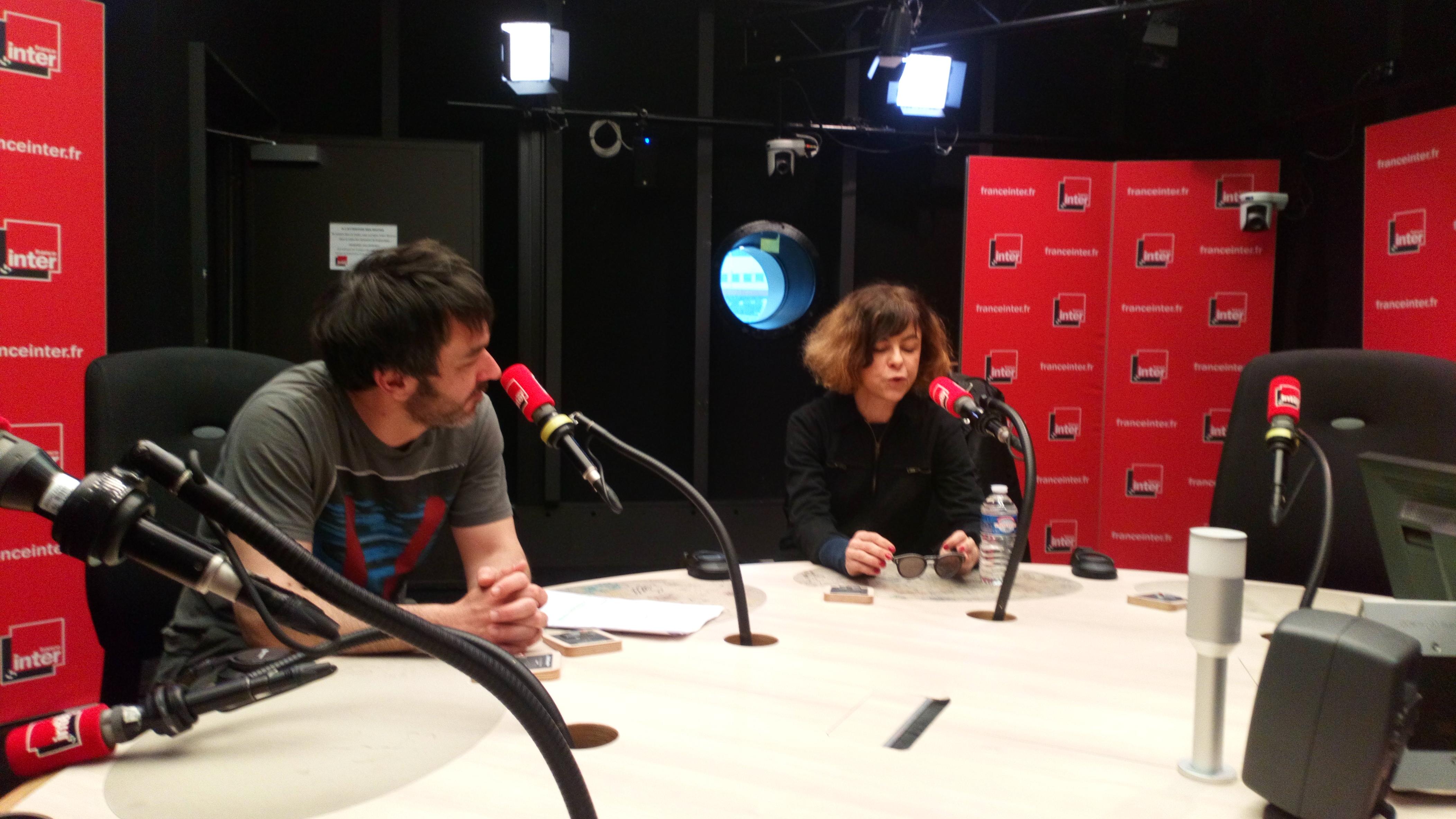 Studio de France Inter